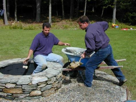How To Build Firepit How To Build A Pit How Tos Diy