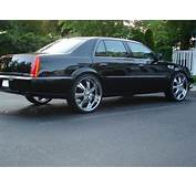 J Matt 2006 Cadillac DTS Specs Photos Modification Info