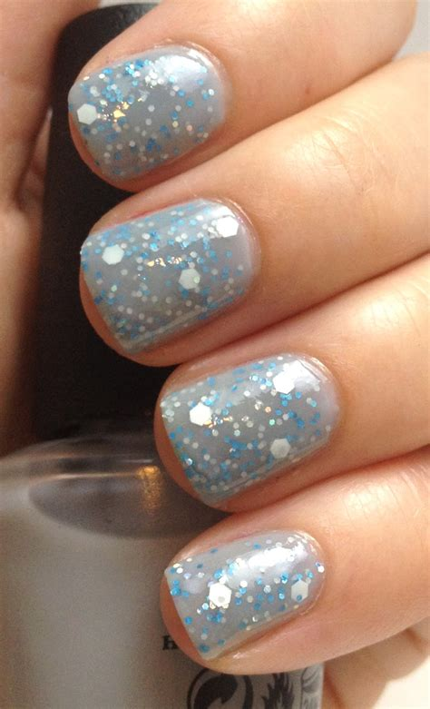 My Pointe Exactly 1 shelby s swatches different dimension light it up blue opi my pointe exactly