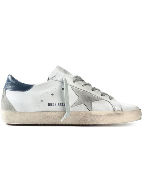 golden goose shoes golden goose deluxe brand sneakers in white