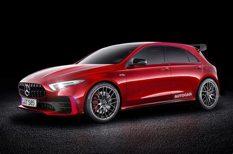 mercedes amg a45 predator due in 2019 with 400bhp and