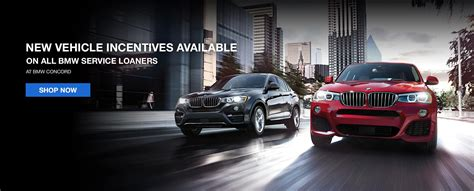Bmw Concord Service by Bmw Concord Luxury Automotive Dealer Serving The