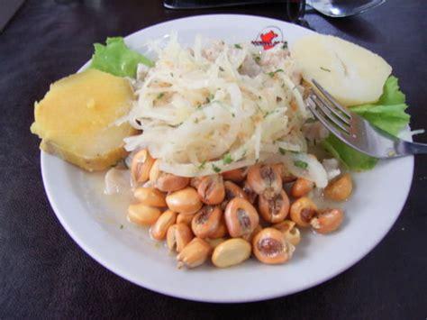 peru dish peruvian ceviche recipe dishmaps