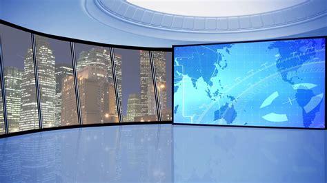 image gallery wallpaper tv news tv studio set 146 virtual green screen background
