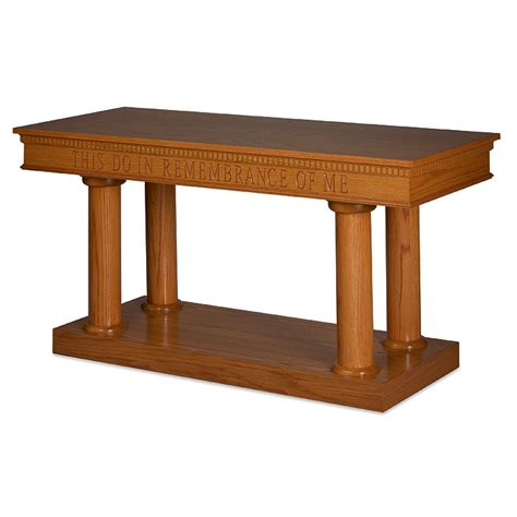 Communion Table by Communion Tables Church Podiums
