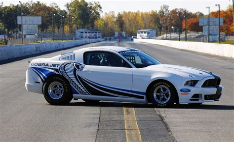 ford cobra jet 2014 ford cobra jet announced with new colors autosexclusive