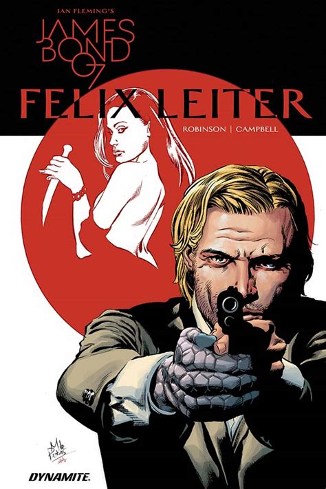 james bond felix leiter 1524104701 dynamite 174 james bond felix leiter hardcover