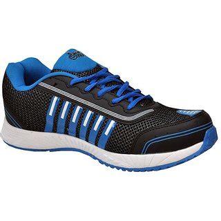 allen cooper sports shoes allen cooper s black blue running shoes buy allen