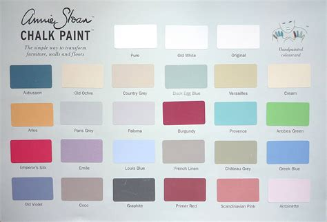 sloan chalk paint color chart diy dining room buffet step 2 choosing a colour