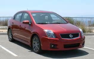 Nissan Sentra Se R 2010 Nissan Sentra Se R Spec V Drive Motor Trend