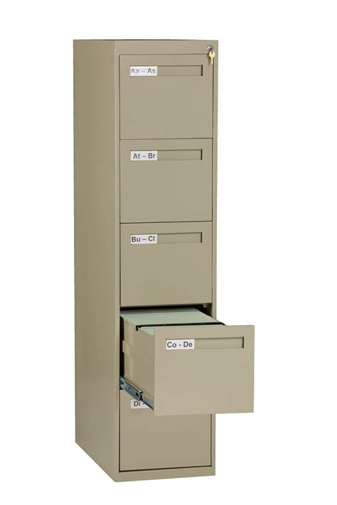 5 drawer letter size filing cabinet from 600 60 in file