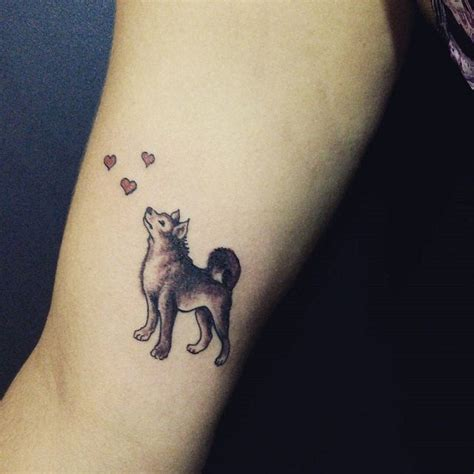 akita dog tattoo tattoo ideas pinterest akita