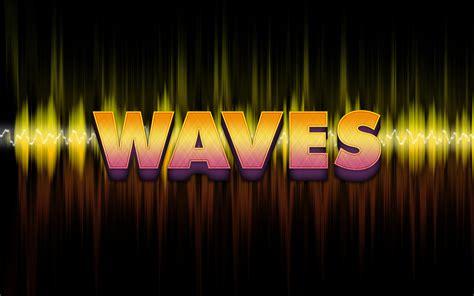 tutorial adobe photoshop typography freebie release wave s text effect free psd photoshop