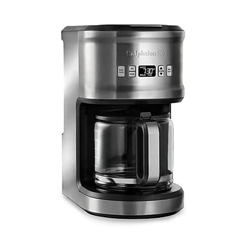 bed bath coffee maker calphalon 174 quick brew 12 cup coffee maker bed bath beyond