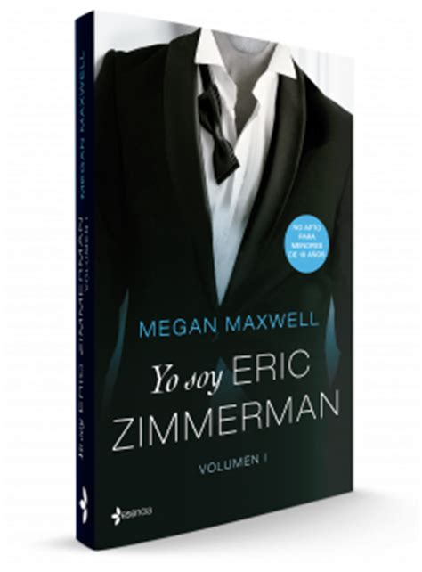 libro yo soy eric zimmerman planeta de libros