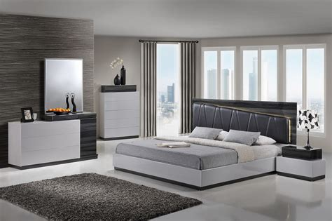 modern bedroom sets spaces modern with bedroom futniture lexi silver gray queen size bed lexi global furniture usa