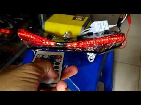 Lu Led Motor New Jupiter Mx lu senja led modifikasi new jupiter mx king