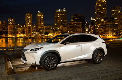 lexus nx exterior 2015 lexus nx 200t f sport front three quarters 02 photo 43