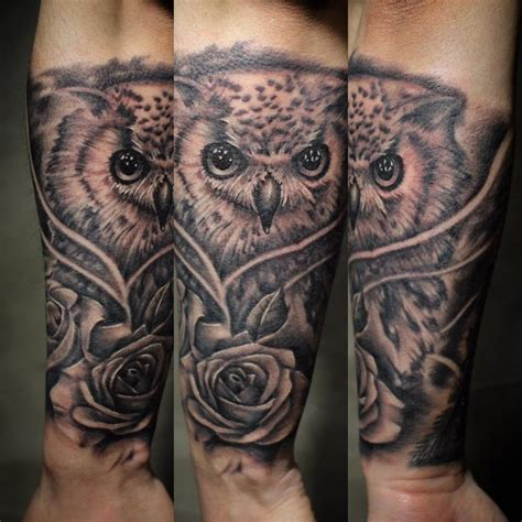 owl tattoo protection 95 best photos of owl tattoos signs of wisdom 2018