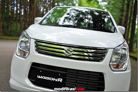 Knapot Tailpipe Extension Suzuki Wagon R suzuki wagon r edisi spesial dijual cuma ada 2 pilihan warna