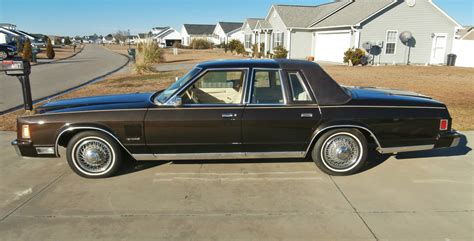 Chrysler New Yorker by 1980 Chrysler New Yorker 5th Avenue Edition For Sale In