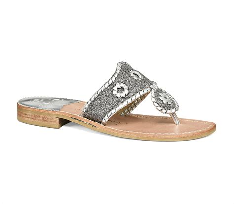 rogers shoes rogers exclusive sparkle sandal in metallic for