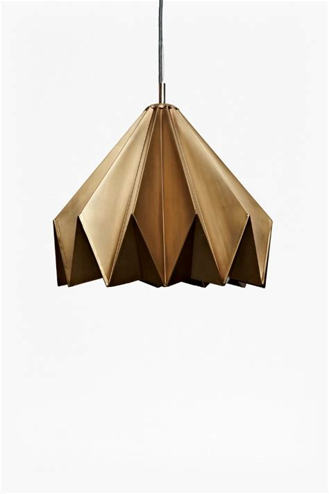pendant l origami pendant light collection connection