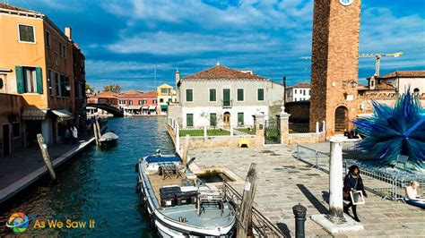 santo stefano mirano top things to see and do with a day in murano italy