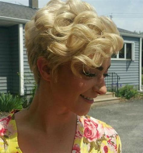 360 view thick curly hair pixie haircuts for thick hair 40 ideas of ideal short