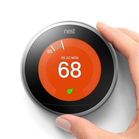 deal  gen nest learning thermostat