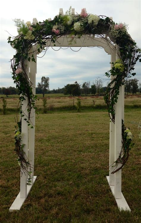 vintage wedding arbor wedding ideas