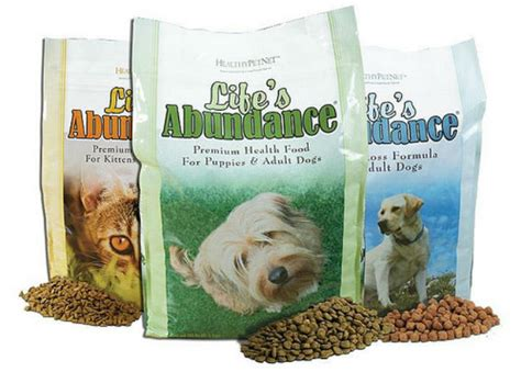 lifes abundance puppy food 15 food brands that never had a recall
