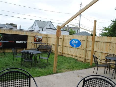 backyard beer garden the salty dog sails into cudahy introduces bimini ring