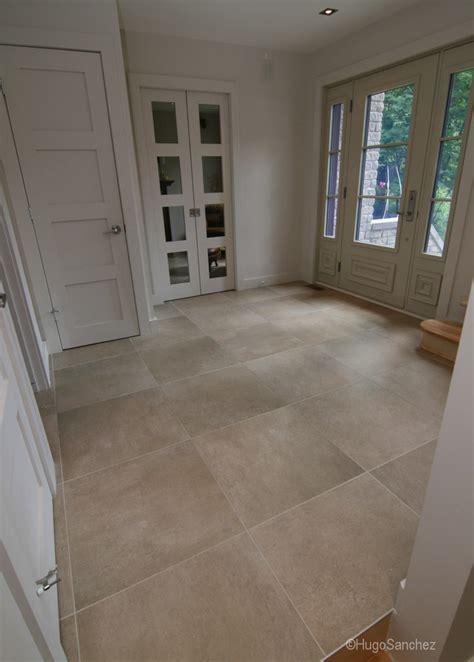 Large format tiles   Céramiques Hugo Sanchez Inc