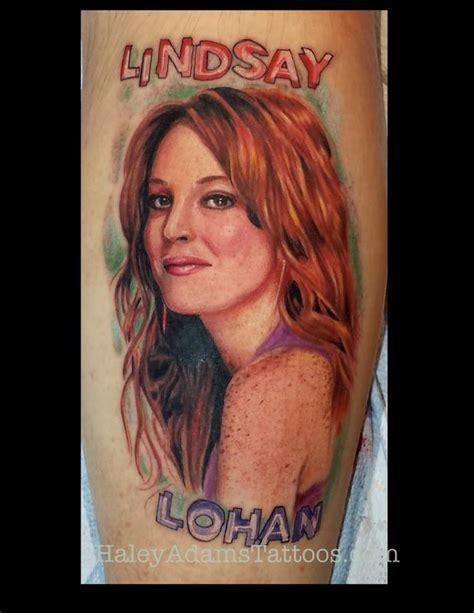 lindsay lohan tattoos lindsay lohan by tattoos