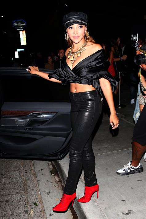 Los Angeles Records 2017 Tinashe Archives Hawtcelebs Hawtcelebs