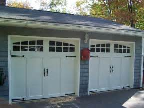 how to install overhead doors in a garage house design