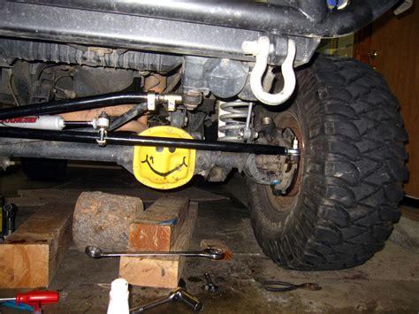 jeep jk steering box upgrade