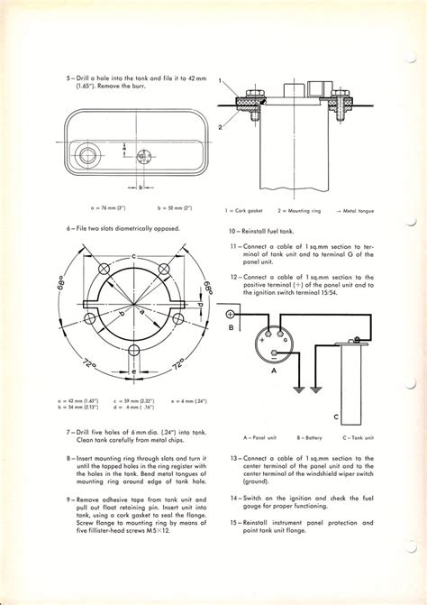 vdo fuel wiring diagram vdo wiring in a volkswagen beetle vdo free engine