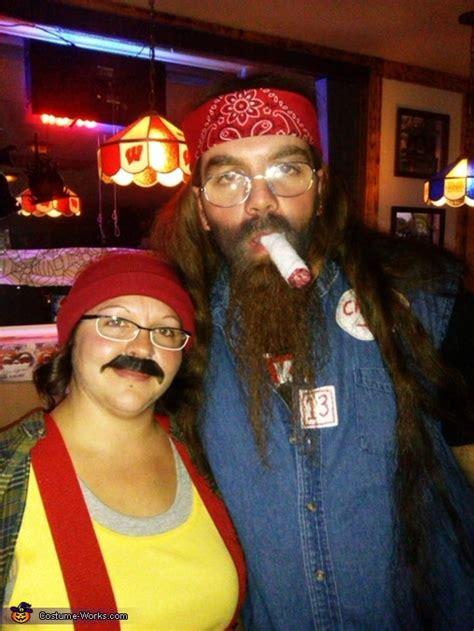 cheech chong costume