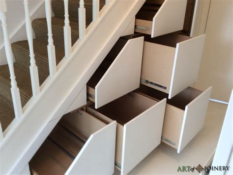 under stair shelving art of joinery loft ladders gallery