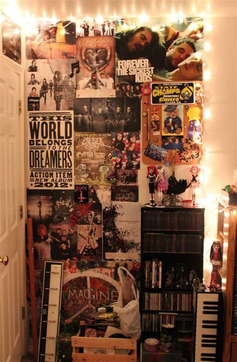 punk rock bedroom 9 best images about punk light on pinterest bedroom