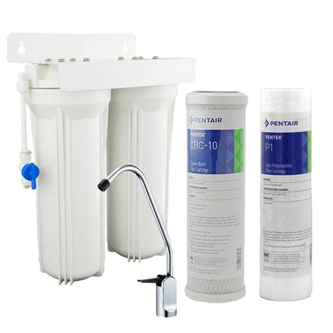 water filtration system for kitchen household dual undersink water filter system kitchen water