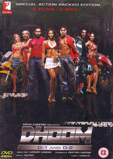 film india dhoom buy blockbuster dhoom and dhoom2 dvd online