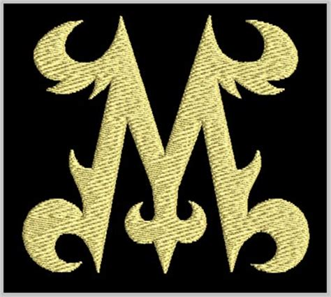 letter m layout free embroidery designs cute embroidery designs