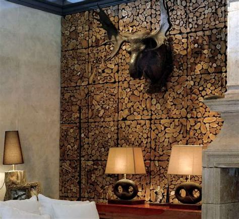 wood wall covering ideas interior finishing in wooden house furnish burnish