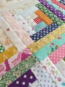 Log Cabin Quilt Pattern A Bit Biased Scrap Quilt Challenge My Scrappy