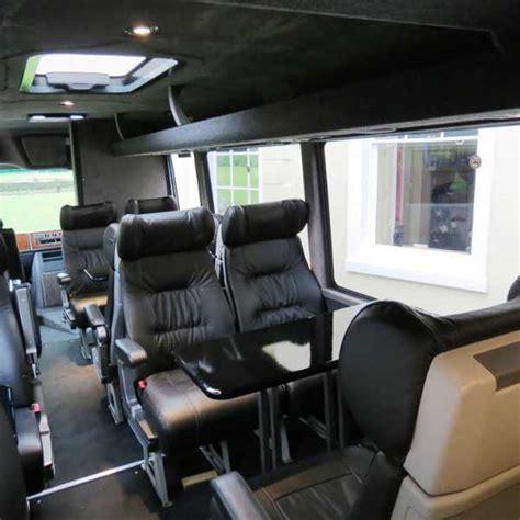 luxury minibus the premier xl coach luxury 15 16 seat minibus