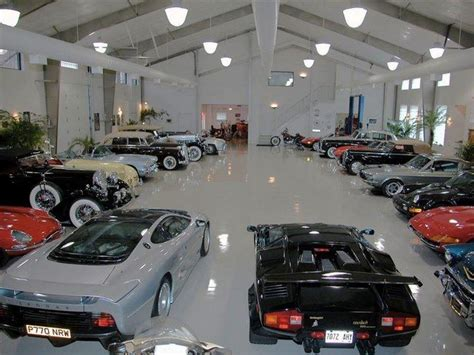 big car garage upgrade your garage to presidential style with these white