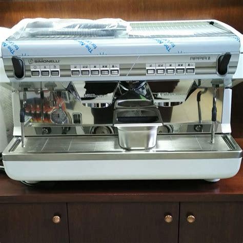 Mesin Kopi Merk Gino jual mesin kopi simonelli appia 2g suksesjaya
